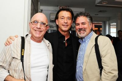 chuck taylor in Anders Holst: Soho Suite Album Release Event