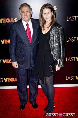 les moonves in Last Vegas Premiere New York
