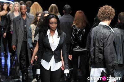 leslie allen in Beverly Hills Fashion Festival