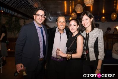jeff olinsky in Winter Soiree Hosted by the Cancer Research Institute's Young Philanthropists Council