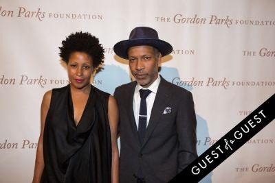 leslie parks in Gordon Parks Foundation Awards 2014