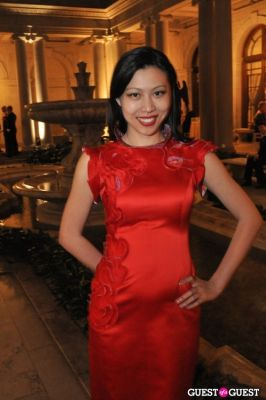 li jing in Frick Collection Spring Party for Fellows