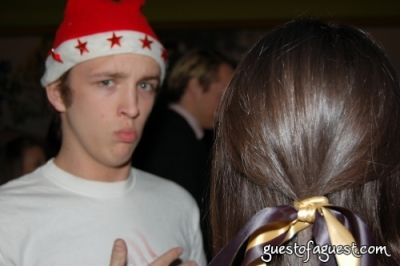 liam mcmullan in GuestofaGuest Holiday Party