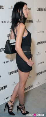liberty ross in British Fashion Council Present: LONDON Show ROOMS LA Cocktail Party