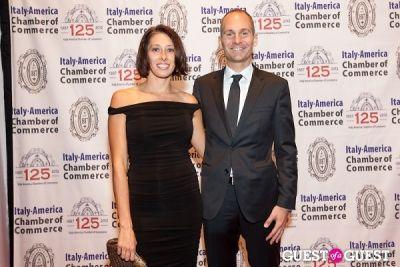lidia fluhme in Italy America CC 125th Anniversary Gala