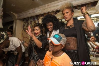 lil kim in PAPER Magazine + DJ Coleman's upcoming release party