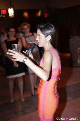 lila ontiveros in Worldfund's Summer Fiesta