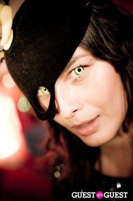liliana dominguez in El Museo del Barrio Young International Circle Fall Benefit