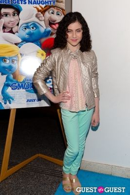 lilla crawford in The Smurfs 2