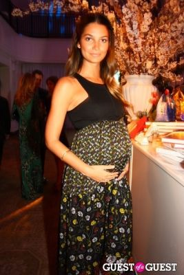 lily aldridge in American Beauty by Claiborne Swanson Frank Book Launch