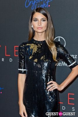 lily aldridge in The 10th Annual Style Awards