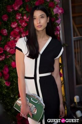 lily kwong in CHANEL Hosts Seventh Annual Tribeca Film Festival Artists Dinner