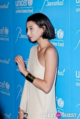 lily kwong in The 8th Annual UNICEF Snowflake Ball