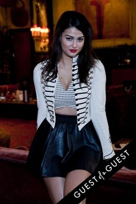 lily lane in Guest of a Guest's You Should Know: Day 2