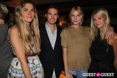 dree hemingway in Party for the Pelicans