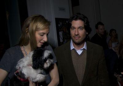 josh bernstein in Neue Galerie Holiday Benefit Party