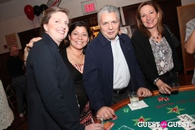 claudette dukas in Casino Night at the Community House