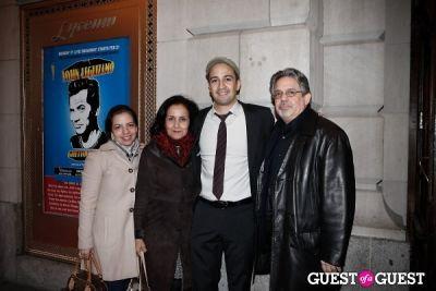 lin manuel-miranda in John Leguizamo's Ghetto Klown - Opening  Night on Broadway