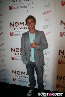 lincoln lewis in Nomad Two Worlds Opening Gala