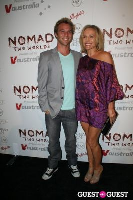 madonna williams in Nomad Two Worlds Opening Gala