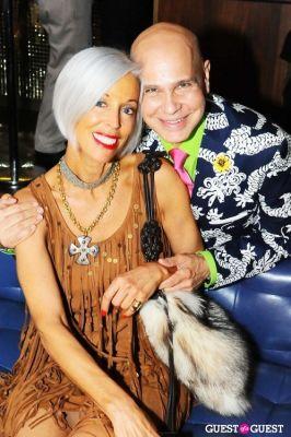 linda fargo in CO-OP's Alan Philips Hosts Birthday Bash