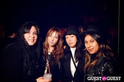 linda ho in Taka Taka: Mexican Sushi + Japanese Tacos Day of the Dead Grand Opening