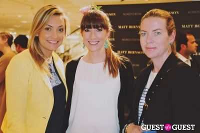 linda thomas in The Launch of the Matt Bernson 2014 Spring Collection at Nordstrom at The Grove