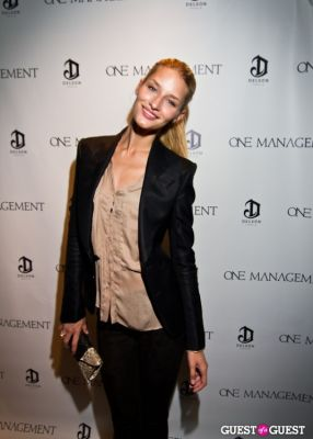 linda vojtova in One Management 10 Year Anniversary Party