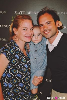 lindsay bernson in The Launch of the Matt Bernson 2014 Spring Collection at Nordstrom at The Grove