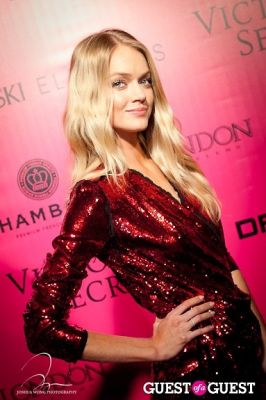 lindsay ellingson in Victoria's Secret 2011 Fashion Show After Party