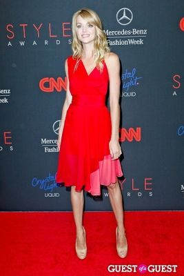 lindsay ellingson in The 10th Annual Style Awards