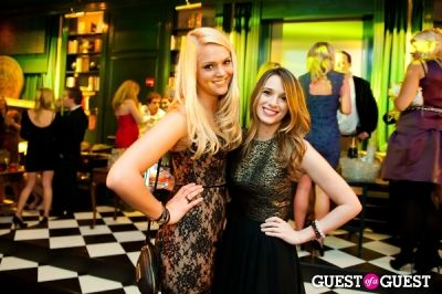 lindsay sustarsic in Hot 100 Party @ Capitale