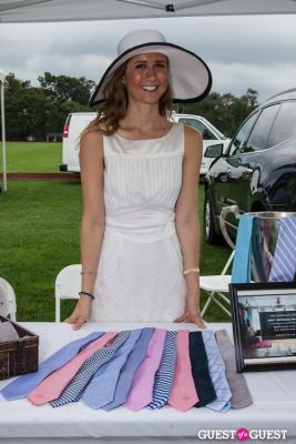 lindsey becker in 28th Annual Harriman Cup Polo Match