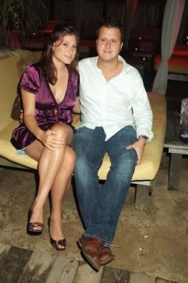 lindsey fermo in Belvedere Vodka and L.W.A.L.A Hamptons Fundraiser at the Pink Elephant