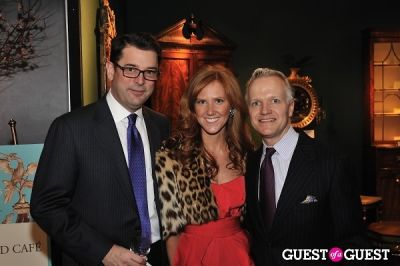 lindsey harper in Winter Antiques Show Young Collectors Night