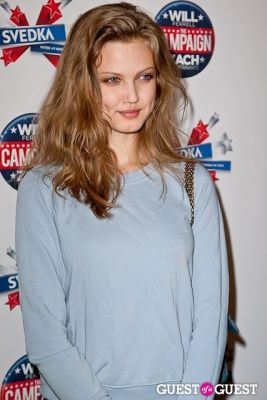 lindsey wixson in SVEDKA Vodka Presents a Special NY Screening of Warner Bros. Pictures' THE CAMPAIGN