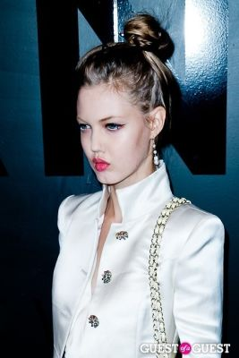 lindsey wixson in Chanel Fine Jewelry Presents
