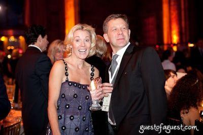 joel towers in YMA Fashion Schlorship Fund Awards Dinner
