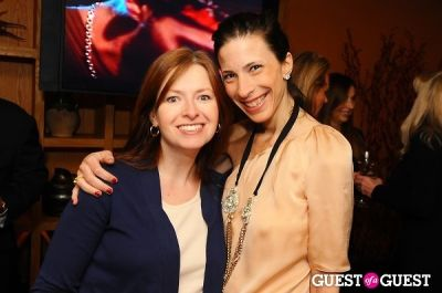 """deb huberman in Launch Party at Bar Boulud - """"The Artist Toolbox"""""""