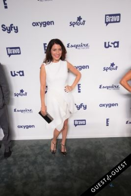 lisa edelstein in NBCUniversal Cable Entertainment Upfront
