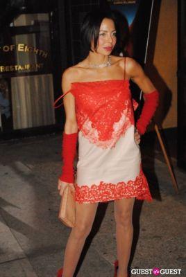 lisa maria-falcone in 127 Hours Premiere