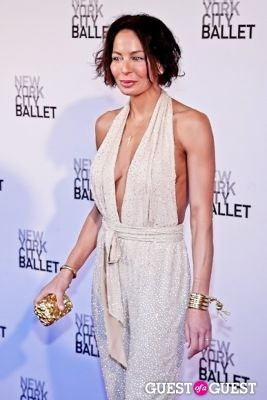 lisa maria-falcone in New York City Ballet's Spring Gala