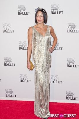 lisa maria-falcone in New York City Ballet's Fall Gala