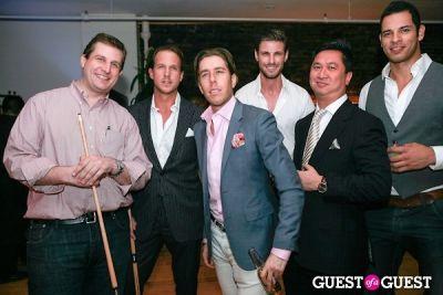 assholes in Soho Loft Party At Edward Scott Brady's Residence
