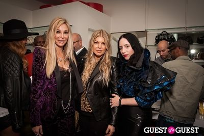 fergie in Decades & Bea Szenfeld Art & Fashion  Hosted by B. Åkerlund