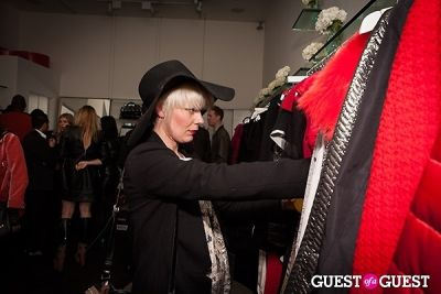 lisa reider in Decades & Bea Szenfeld Art & Fashion  Hosted by B. Åkerlund