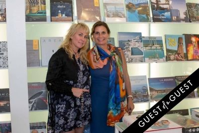 julie gardner in Lisa S. Johnson 108 Rock Star Guitars Artist Reception & Book Signing