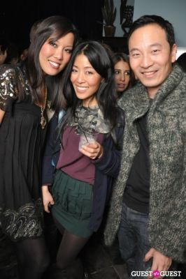 david wu in Timo Weiland Fall 2010 After Party