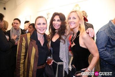 lisa zari in An Evening of Art and Aesthetics