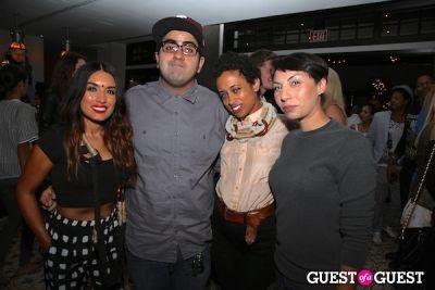 danielle nicole in LA CANVAS Presents The Fashion Issue Release